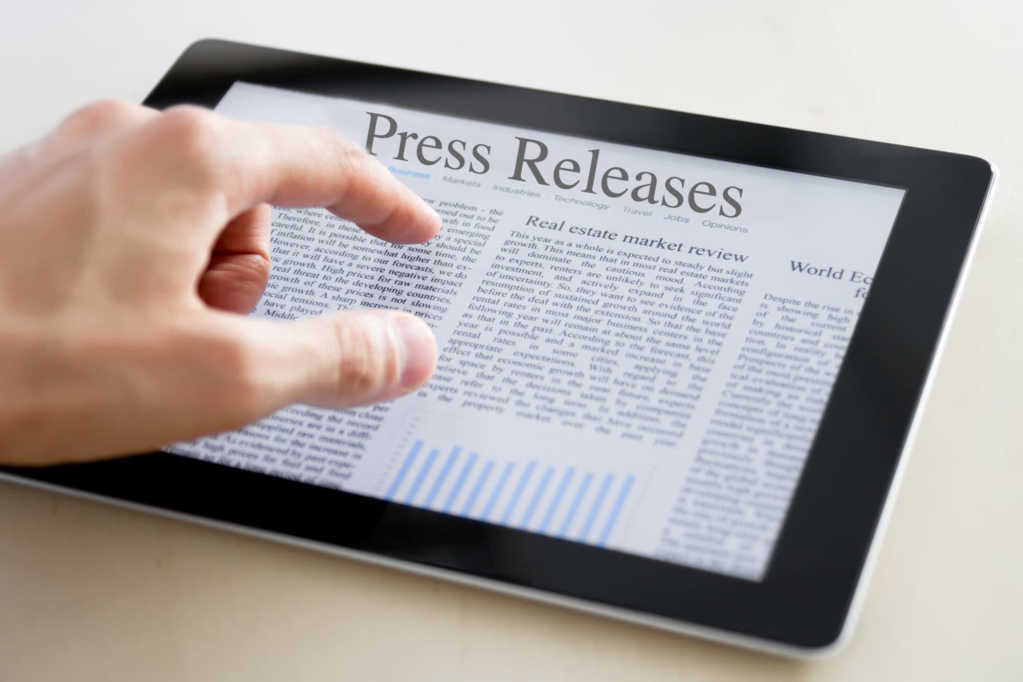 Other stakeholders Press Releases